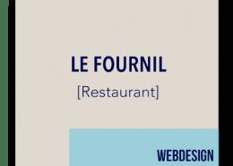 creation site restaurant LE fournil Bonnieux
