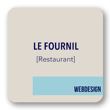 creation site restaurant LE fournil Bonnieux