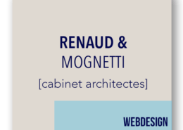 creation site internet renaud Mognetti