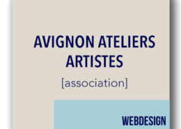 creation site avignon ateliers artistes